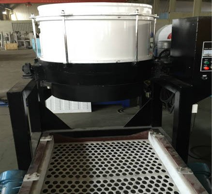 CD Series Automatic Centrifugal Disc Polishing Machine
