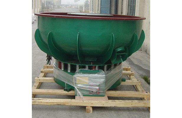 PZGB1200-vibratory-finishing-machine-with-Straight-wall-bowl-details
