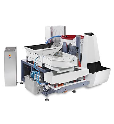 Automatic Surface Finishing Machine