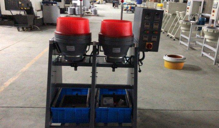 red-va20-2-centrifugal-disc-finishing-machine