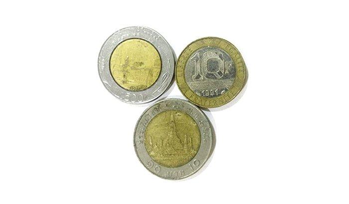 Bi-metallic-Coins-polishing