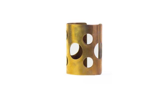 Deburring-brass-laser-cut-part