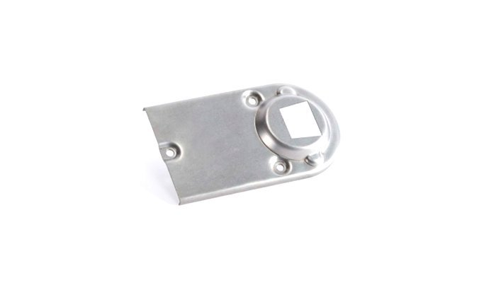 Deburring-stainless-steel-laser-cut-part