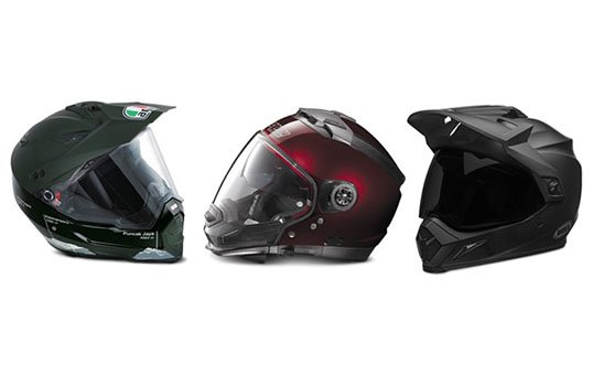 Dual-Sport-Helmets-Polishing