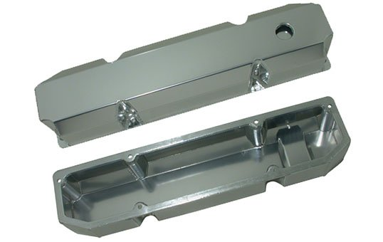 Fabricated-Aluminum-Valve-Covers-Polishing