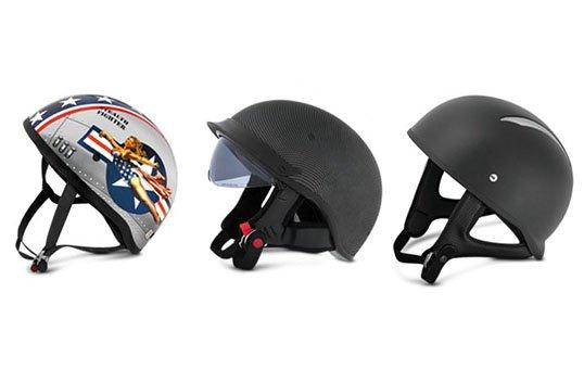 Half-Shell-Helmets-Polishing
