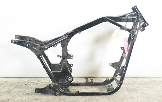 Honda-Motor-Cycle-Frame-Polishing