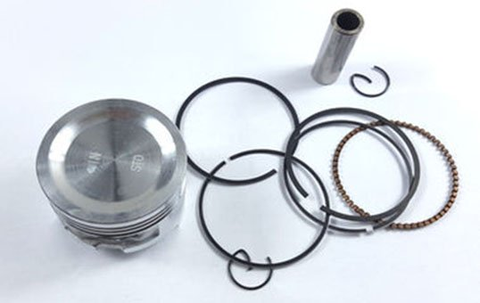 Motorcycle-Piston-Polishing