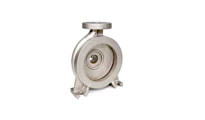Polishing-aluminum-cast-part-in-mechanical-components