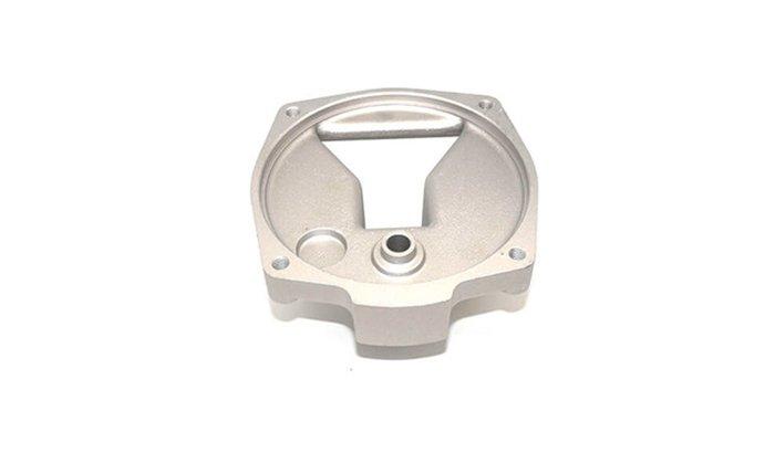 Polishing-aluminum-investment-casting-part