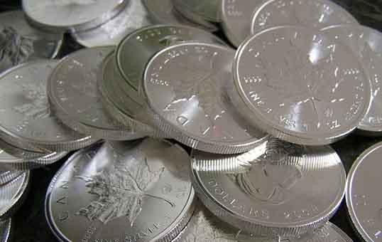 Silver-coin-polishing
