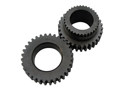 Tractor-Gear-deburring
