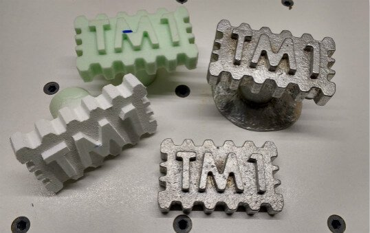 aluminum-lost-foam-die-casting-parts-polishing