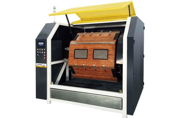 big-rotary-wood-polishing-machine