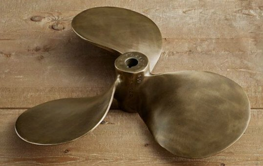 brass-bronze-boat-propeller-polishing