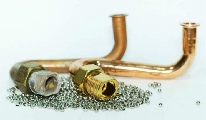 brass-parts-stainless-steel-ball-burnishing