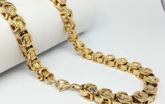 gold-chain-polishing
