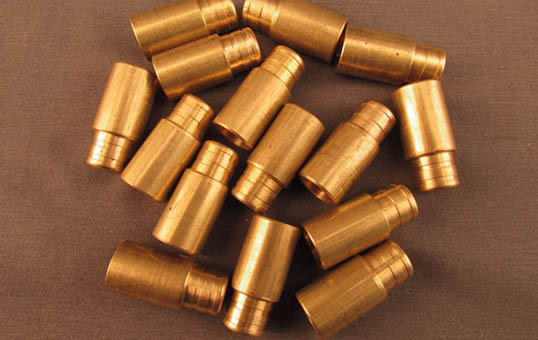 smith-carbine-brass-cartridge-cases-polishing