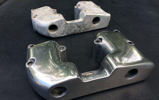 Aluminum-Engine-Parts-Polishing