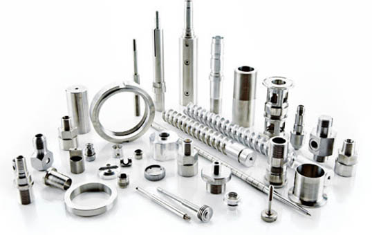 Aluminum-Turned-Components-Polishing