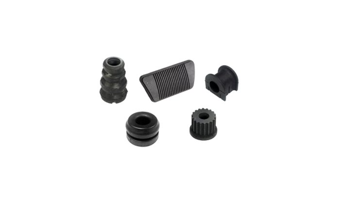 Deflashing-automotive-rubber-parts