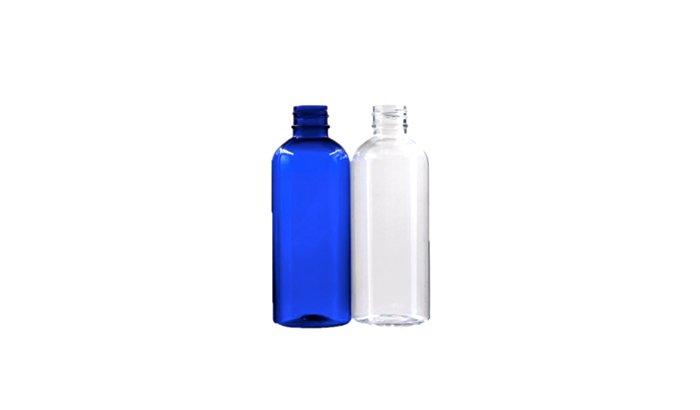 Deflashing-plastic-bottles