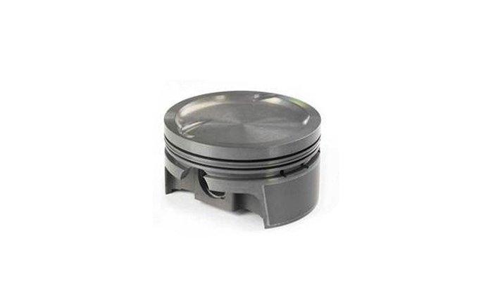 Forged-steel-piston
