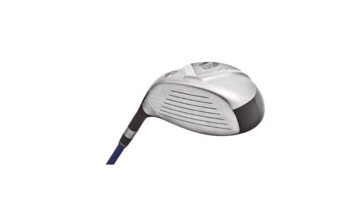 Polishing-driver-golf-club