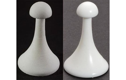 Post-Processing-3D-Plastic-3D-printed-chess-piece