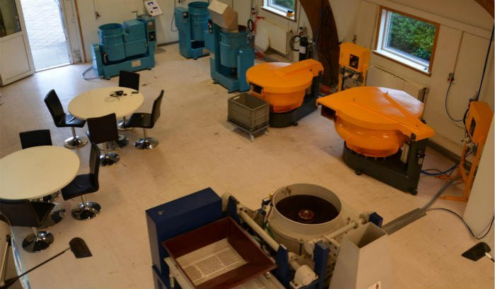 Testing-room