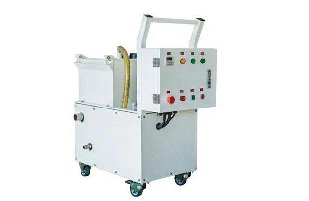 Automatic wastewater centrifuge 12