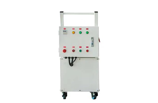 Automatic wastewater centrifuge 14