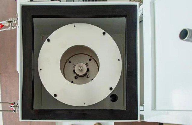 Automatic wastewater centrifuge 2