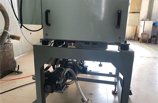 Automatic wastewater centrifuge 4