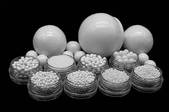 zirconia ball for catalog
