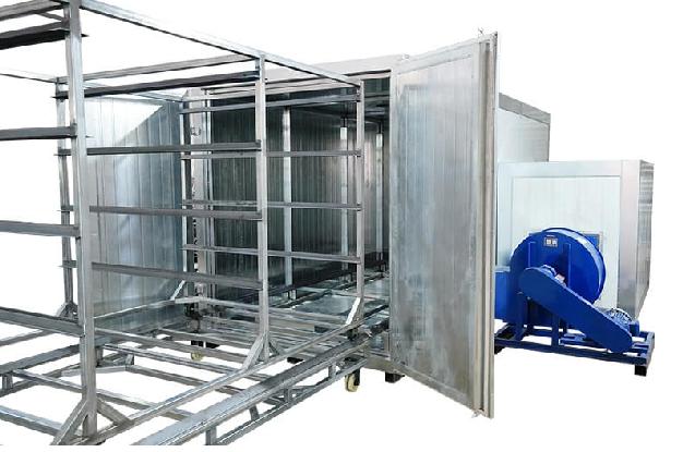 Conveyor Powder Coating Oven