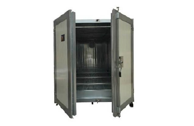 Gas Powder Coating Batch Oven