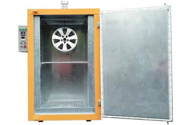 KL-1688 Small Powder Coating Oven