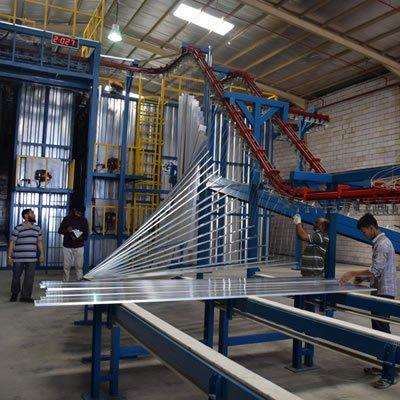 Aluminum Profile Uploading