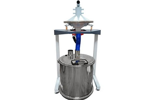 Automatic Powder Recycling System Powder Sieving