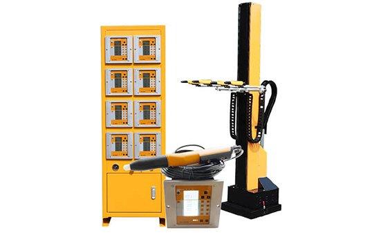 Automatic Reciprocating Powder Coating System