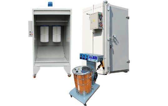 Basic Powder Coating Applications Systems
