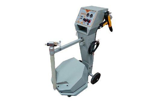 Commercial Powder Coating Machine