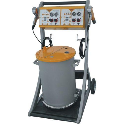 Figure 2_ Small Powder Coating Machine