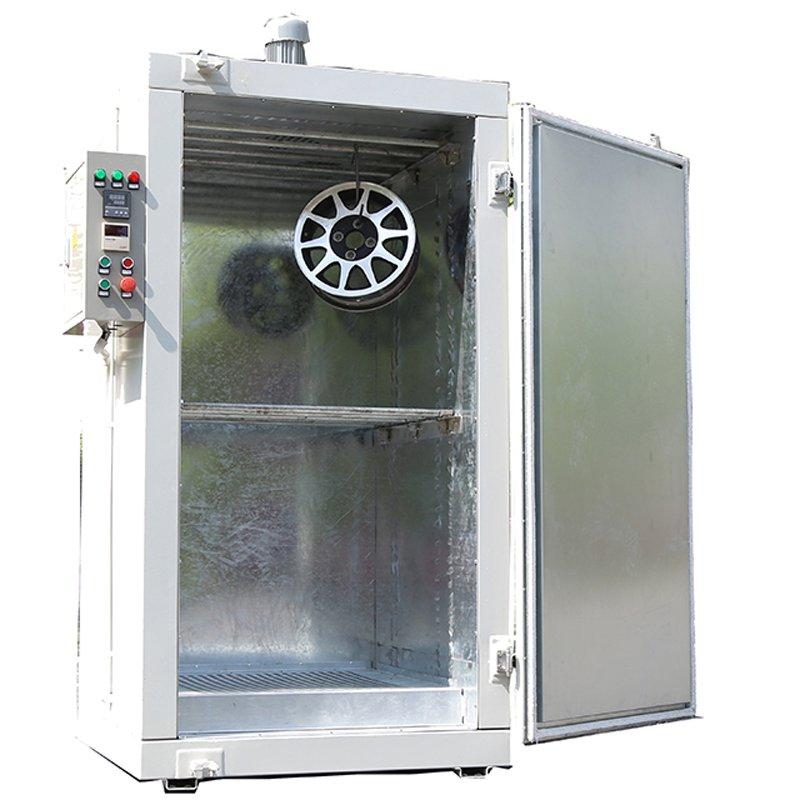Figure 4_ Powder Coating Oven