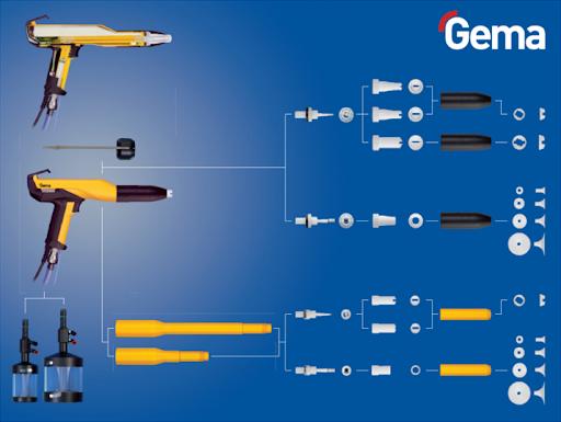 Gema OptiFlex 2 -4