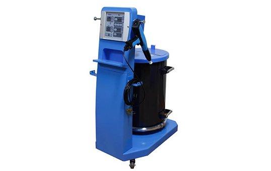 K2 New Manual Powder Coating Equipment