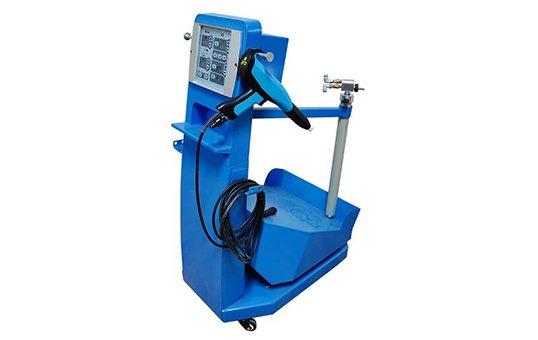 K2-V Box Feed Powder Coating Equipment