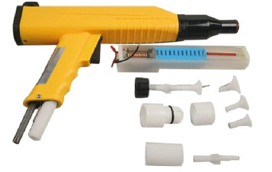 K801 Powder Coating Gun Parts