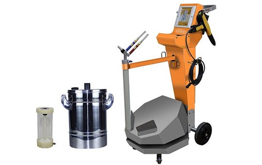 KL-191S 2 in 1 New Manual Powder Coating Systems